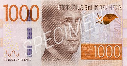 1000 kronor