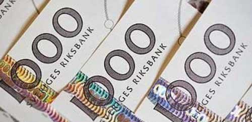 3000 kronor