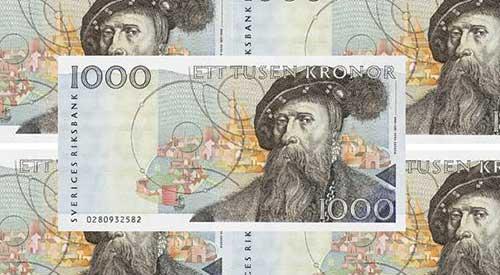 5000 kronor