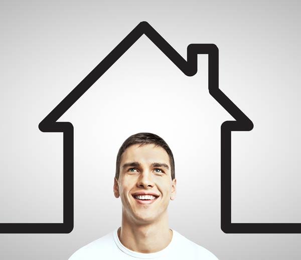 Med bostadslån blir din dröm om ett eget hem sann