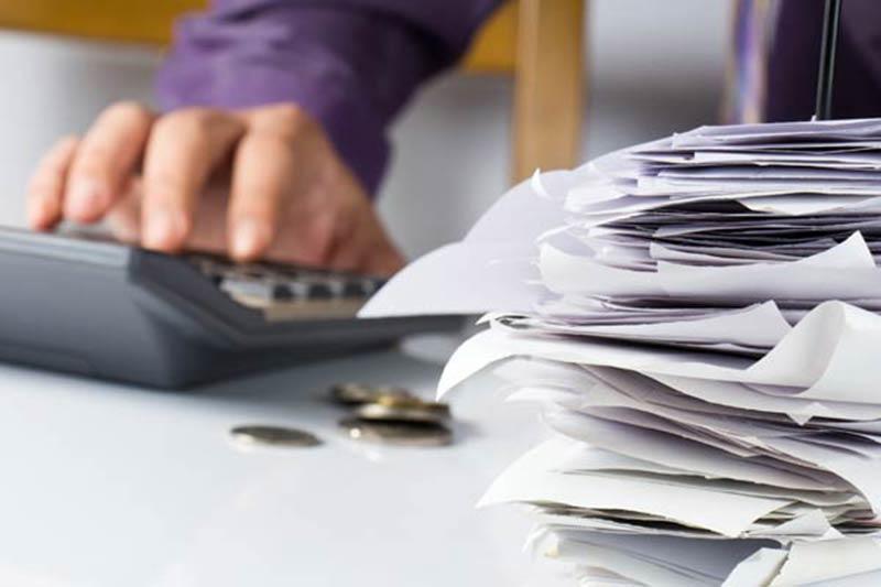 Betala av lånet i tid