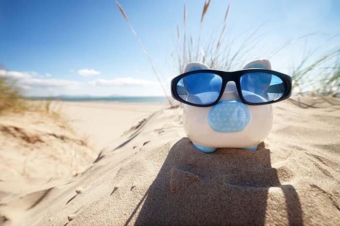 Kan man ta ett lån till en semesterresa?